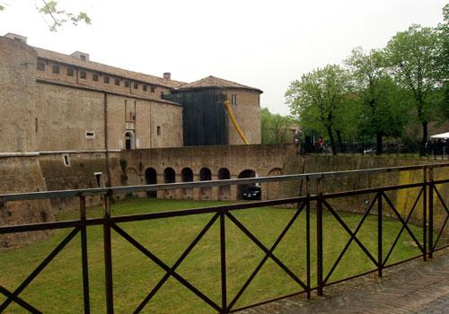 Pesaro Rocca Costanza