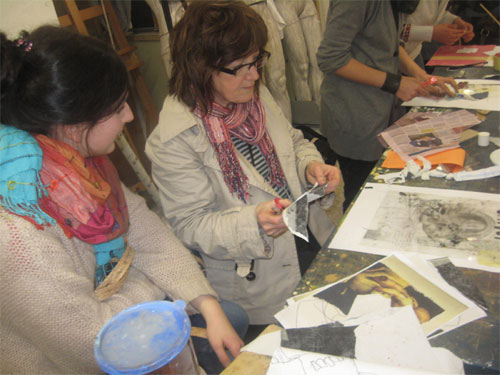 Workshop Fresco Teckne