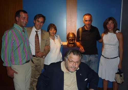 Roberto Farroni, Felice Tagliaferri, Daniela Grassini