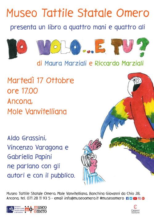 17 ottobre: Presentazione libro IO VOLO... E TU? - Museo ...