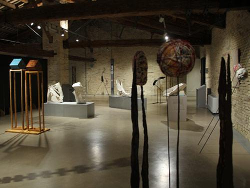 Panoramica sala mostra