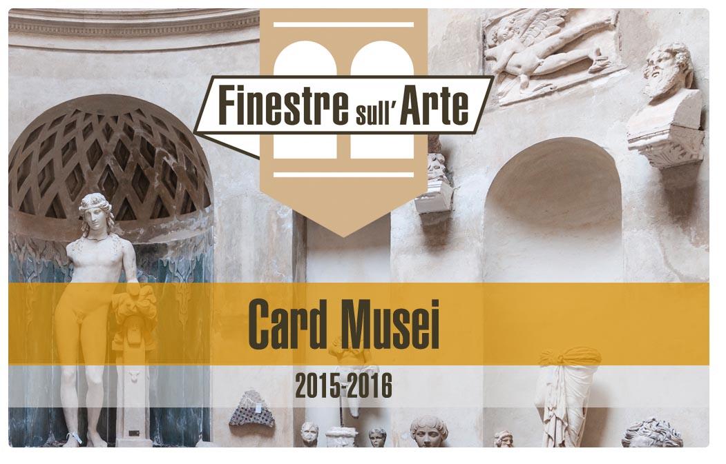 Finestre sull 39 arte museo t ttile statale om ro - Finestre sull arte ...