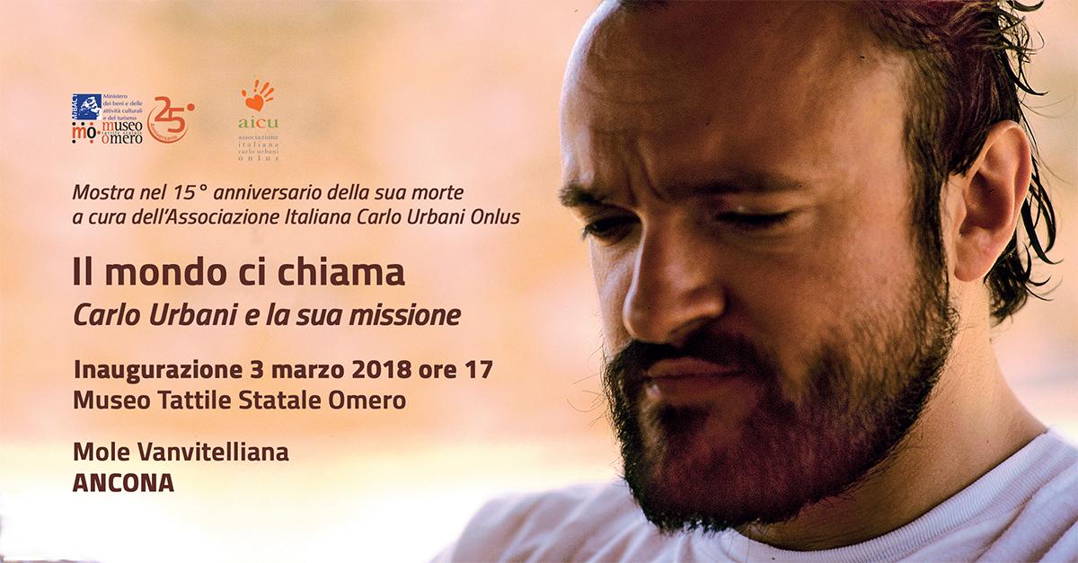 IL MONDO CI CHIAMA Carlo Urbani e la sua missione
