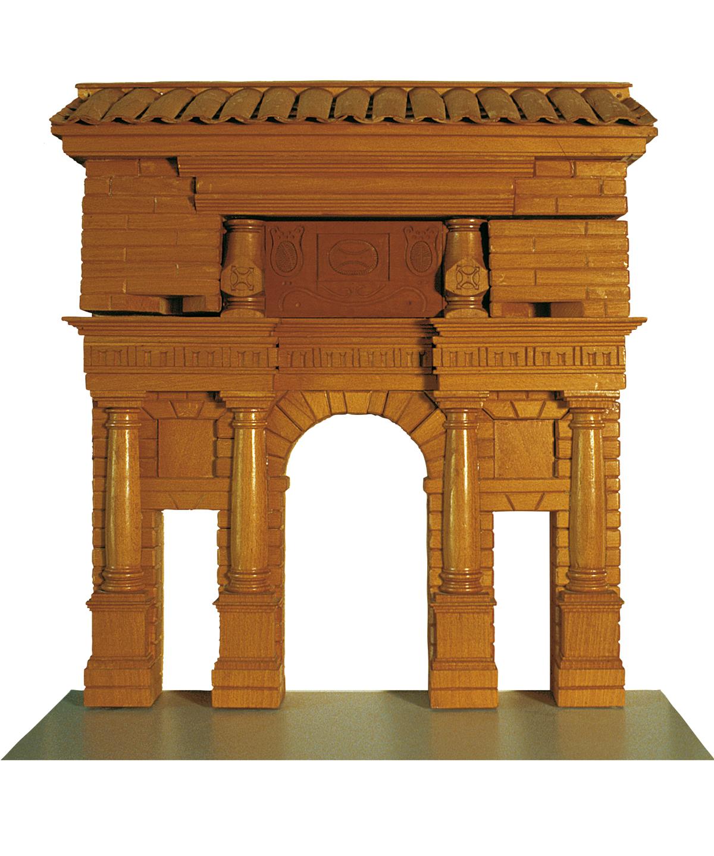 Porta Dojona (modello architettonico)