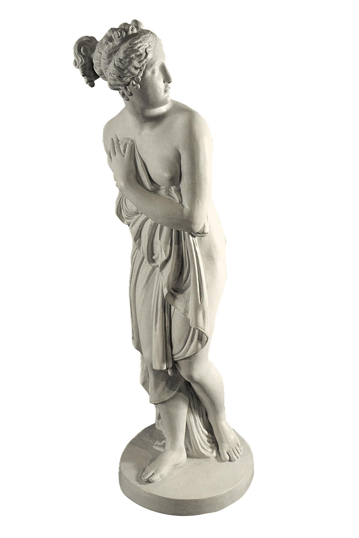 Venere al bagno o Italica (copia in gesso)