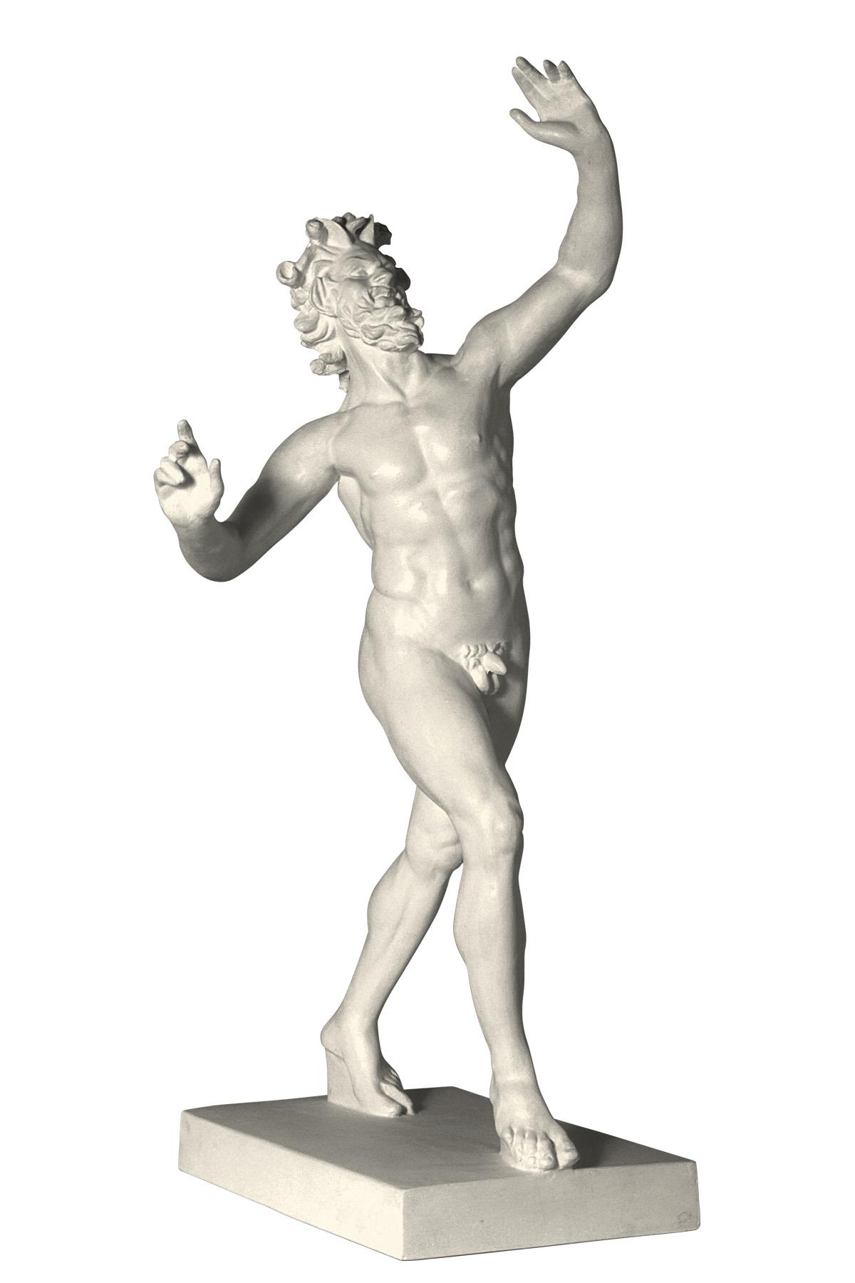 Fauno di Pompei (copia in gesso)
