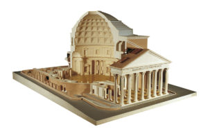 The Pantheon (architectural model)