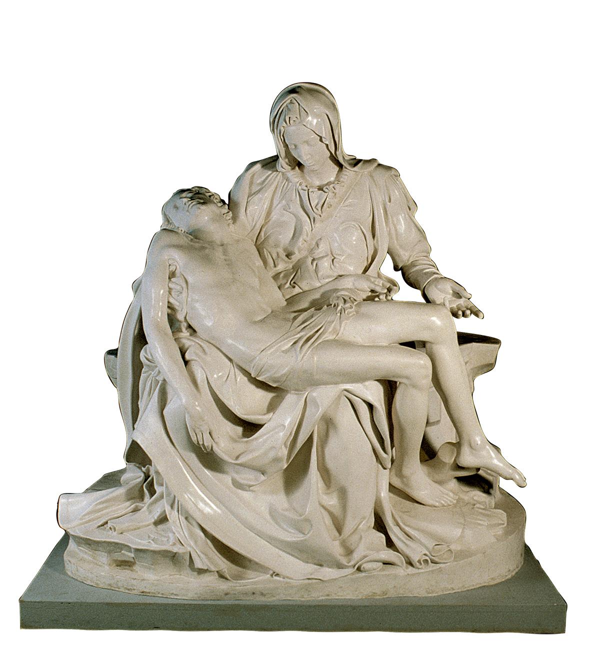 Pietà di San Pietro (copia in vetroresina)