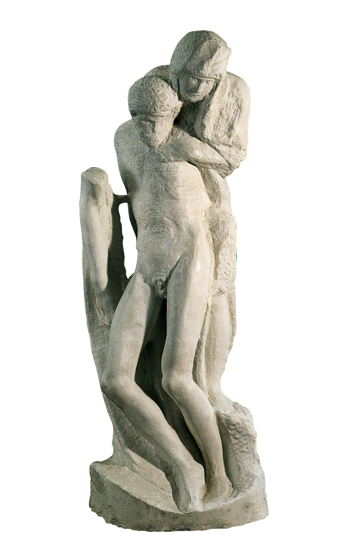 Pietà Rondanini (copia in gesso)