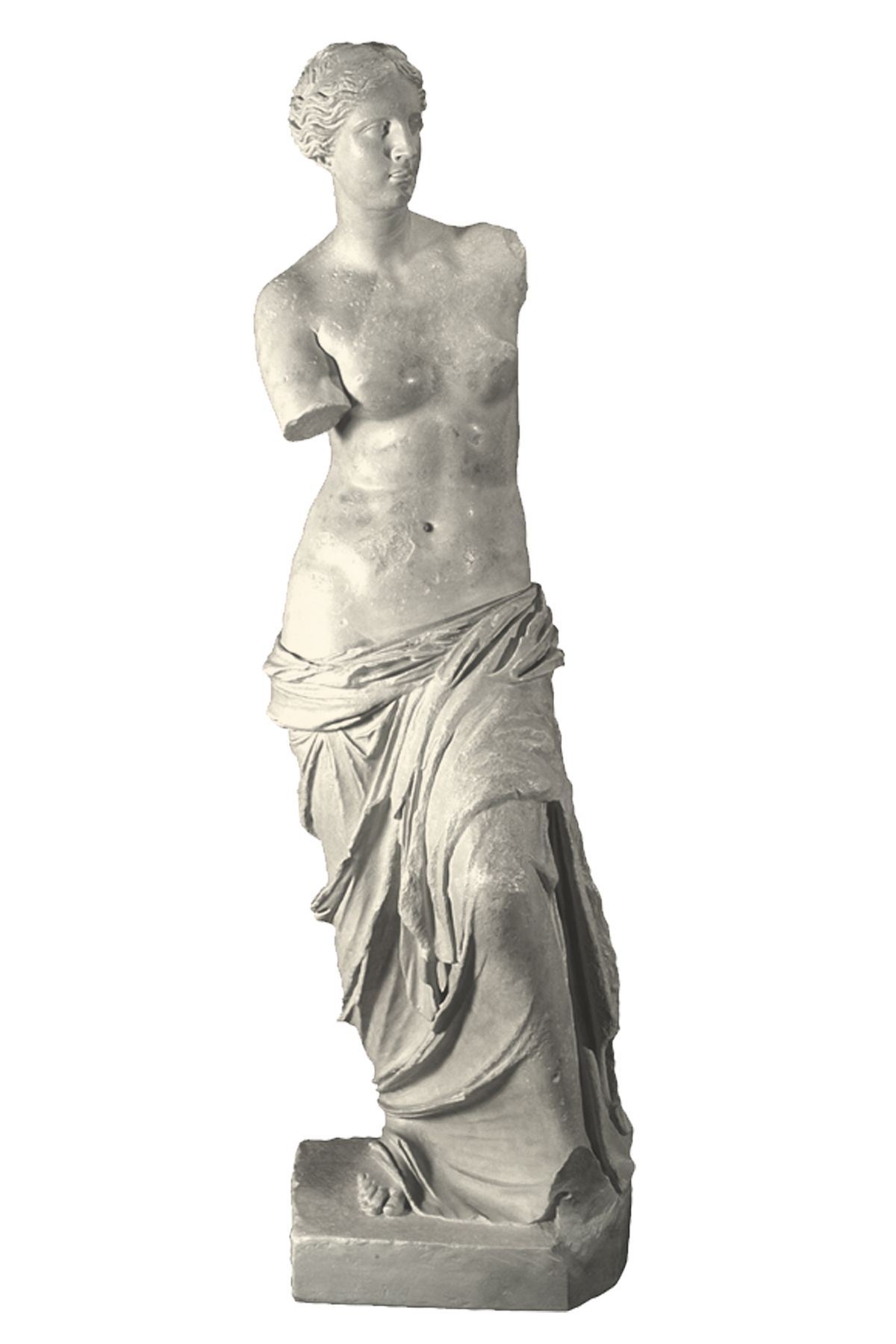 Afrodite di Milo (scultura in gesso)