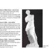 Catalogo La Memoria dell'Antico, D'après l'Antique, interno 2