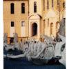 Oltre il limite, Il viaggio con la Calamita Cosmica di Gino De Dominicis (2000 - 2010) interno 1