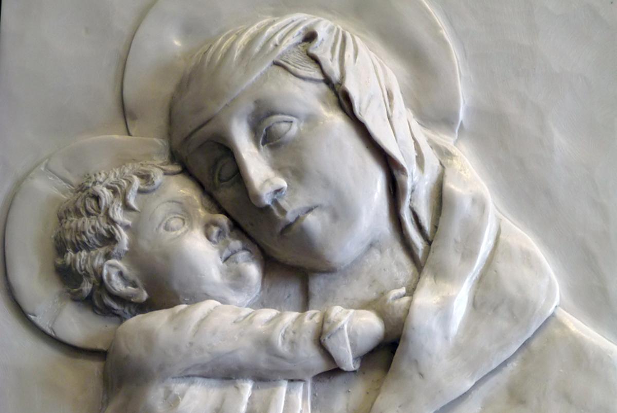 Carlo Crivelli, Madonna con Bambino, Macerata