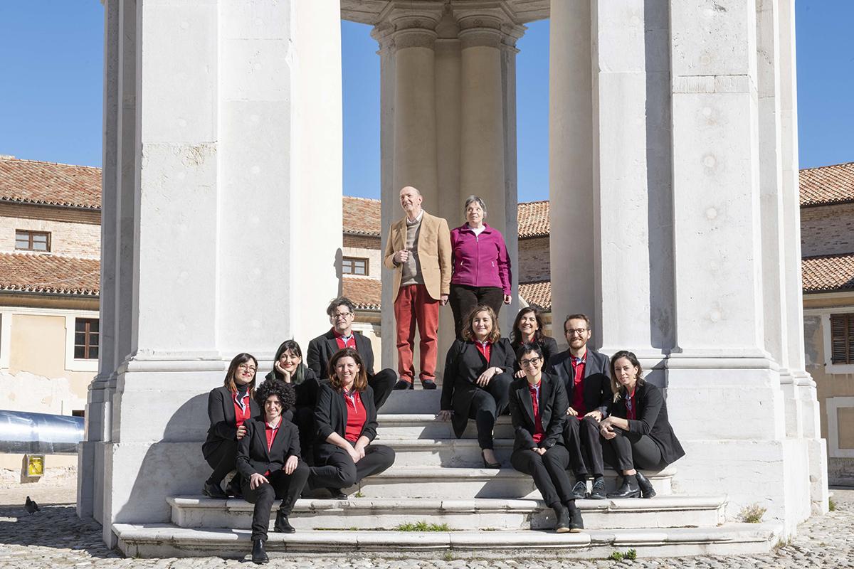 The Museo Omero staff