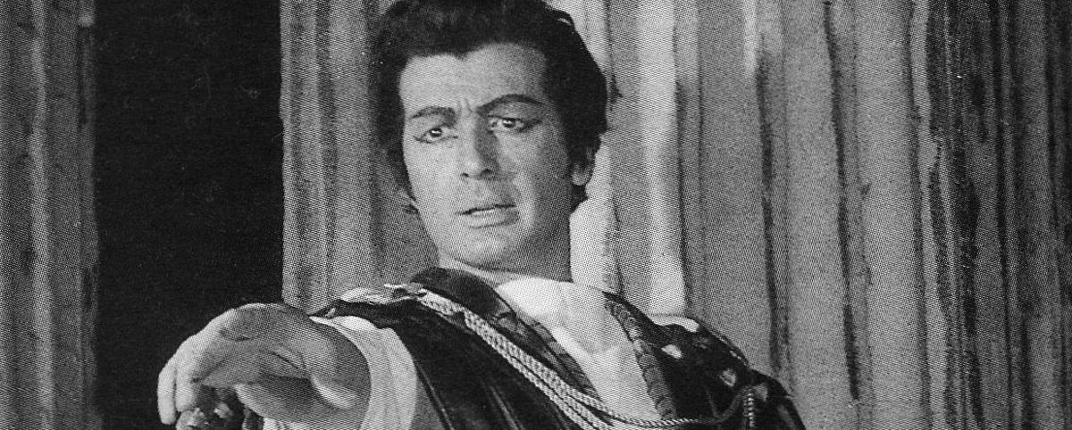 Franco Corelli, Poliuto (La Scala 7 dicembre 1960)