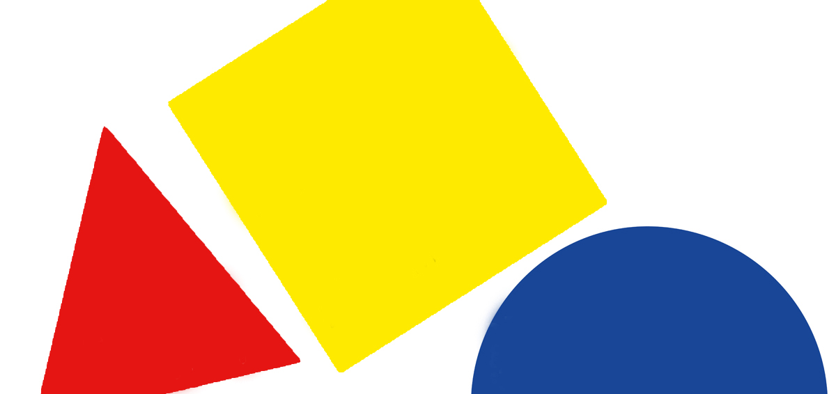 triangolo quadrato cerchio