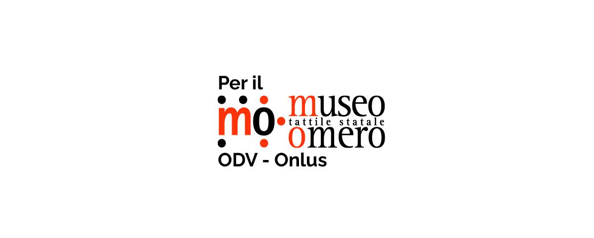 logo Associazione Per il Museo Tattile Statale Omero ONLUS
