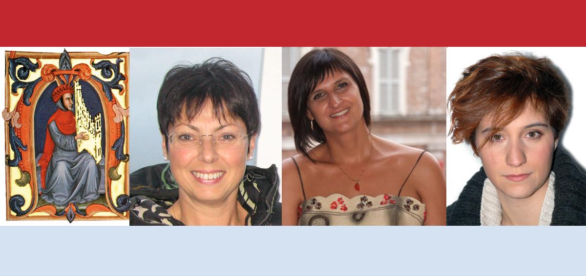 Marta Paraventi Mariella Martelli Francesco Landini, Maria Stella Busana e Francesca Farroni Gallo