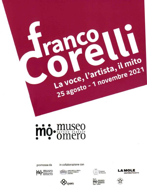 copertina catalogo franco corelli